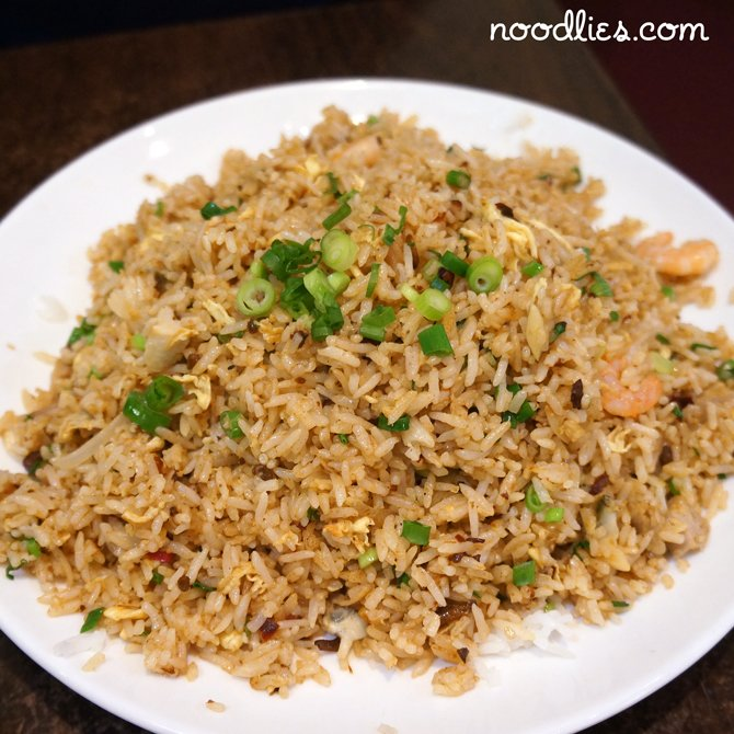 albee's kitchen nasi goreng