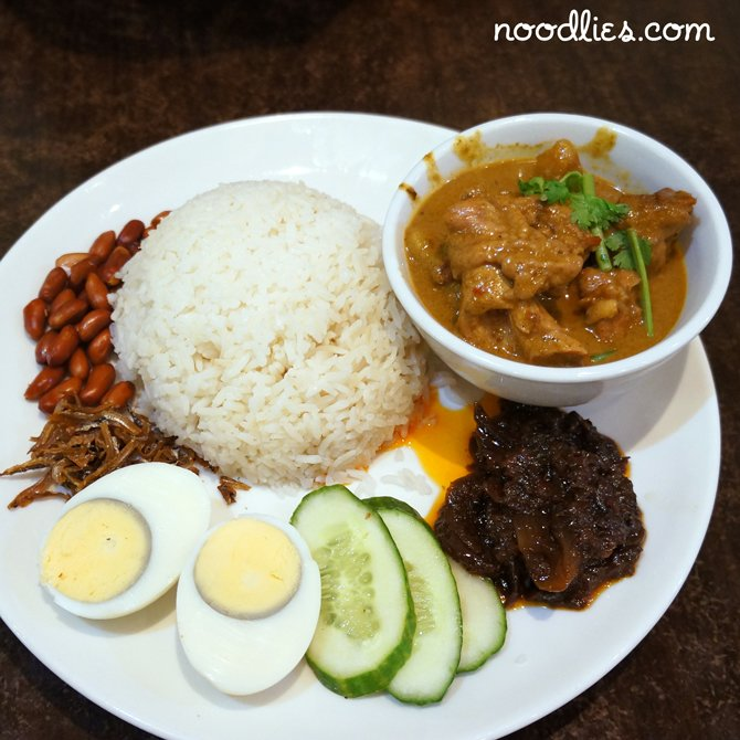 albee's kitchen nasi lemak