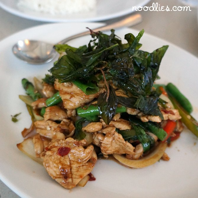 i thai basil chicken