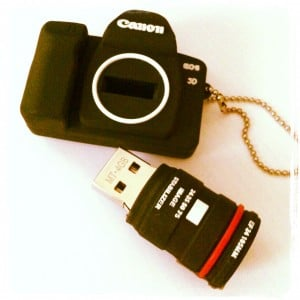 canon camera usb
