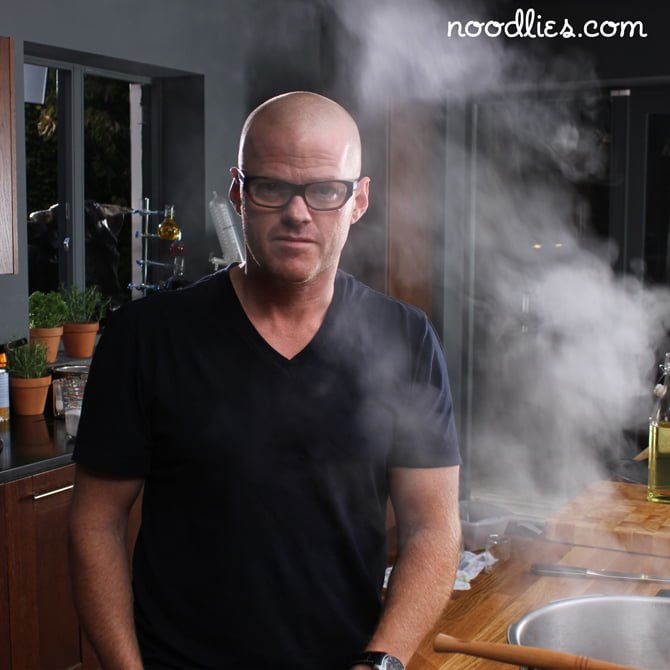 heston blumenthal sbs