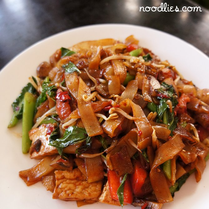 green palace fried noodles