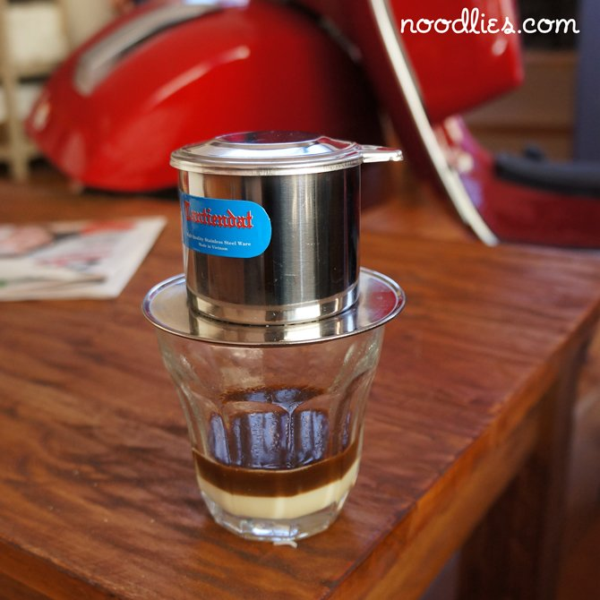 vietnamese drip coffee great aunty three