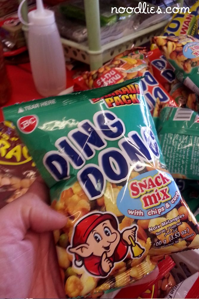 ding dong snacks