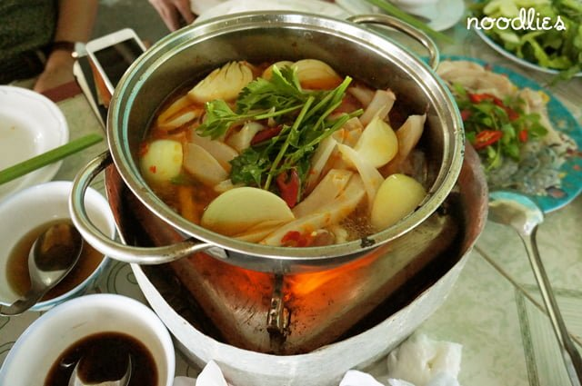 mui ne hoa thang beach hot pot