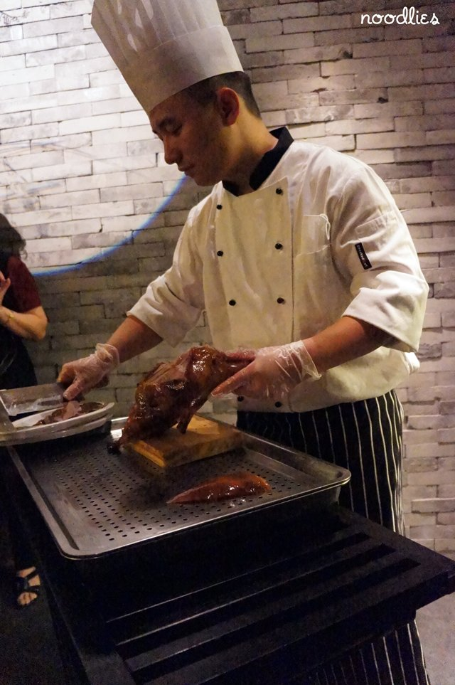 china republic peking duck
