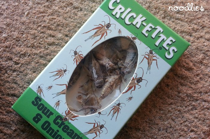 crickettes cricket snack