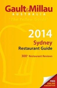 good food guide sydney 2014
