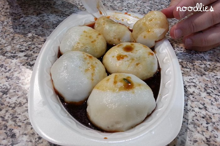 steamed chives buns