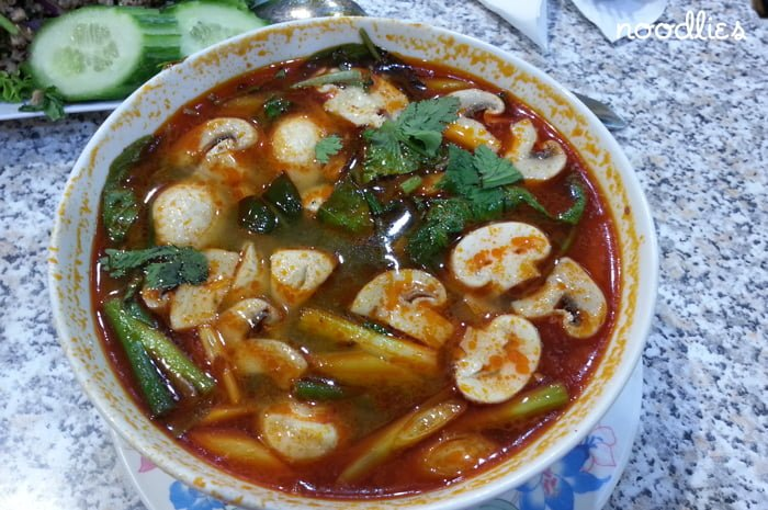 papaya kitchen tom yum