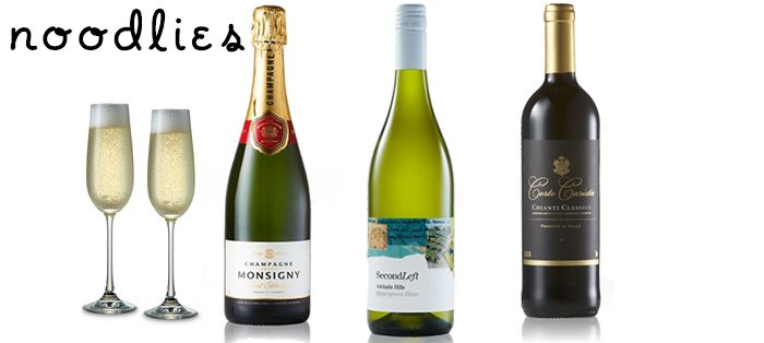 Is Aldi Cheaper and is the quality good champagne and wine 3