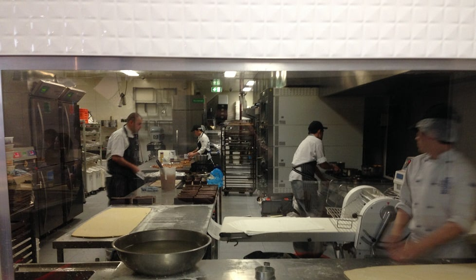 Foodie Walking Tour Podcast Rozelle Balmain Adriano Zumbo Kitchen 2