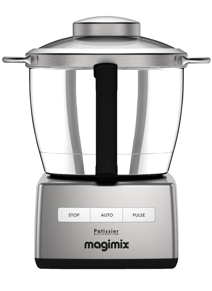 magimix pattissier multifunction silver