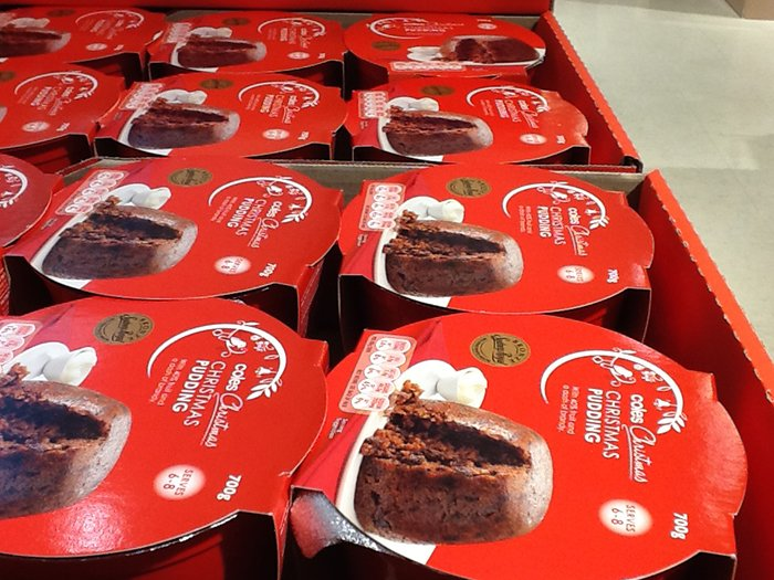 Is Aldi Cheaper For Your Christmas Shopping Coles Christmas Pudding