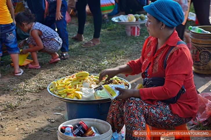 Pickled Fruit, Siem Reap Water Festival, (Bon Om Tuk) Siem Reap,