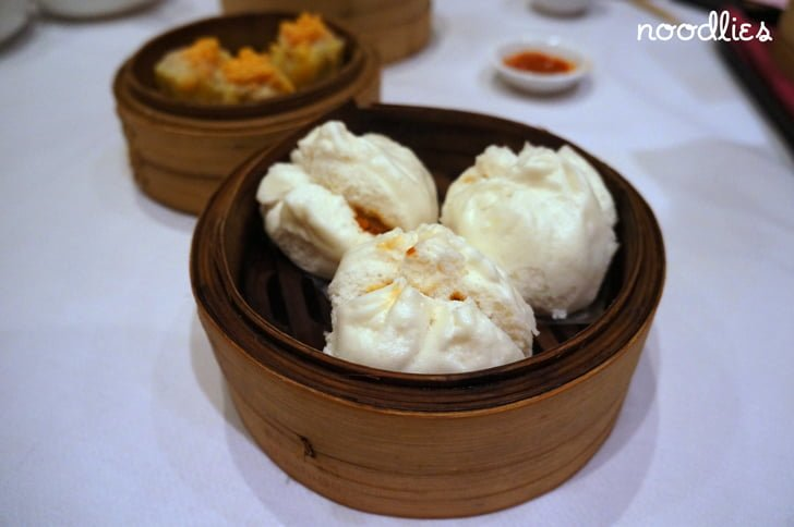 east ocean Steamed BBQ Pork Buns 蠔皇叉烧包