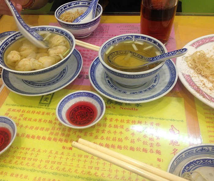 Little Adventures Food Tour Hong Kong Health Mak's Noodles 1