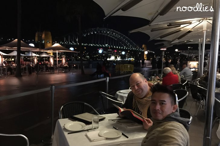 The East Restaurant Circular Quay