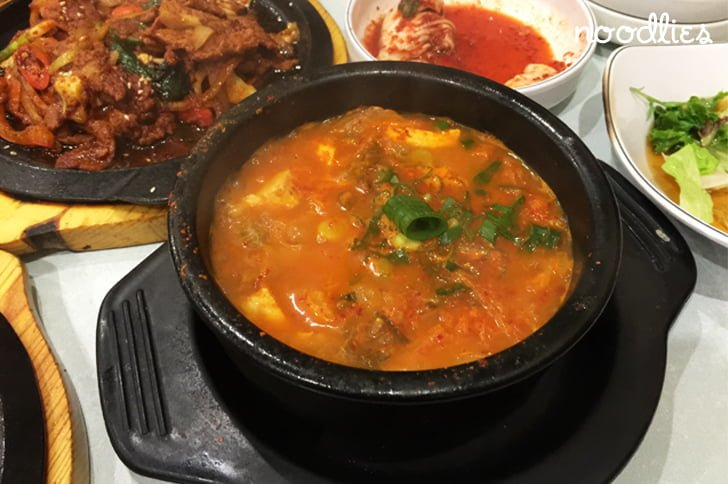 Muri korean restaurant