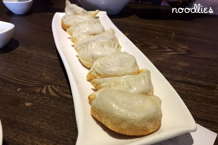 New Shanghai Ashfield Pan Fried Pork Dumplings