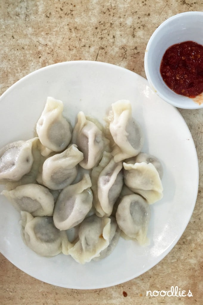 Shanghai Night Ashfield dumplings