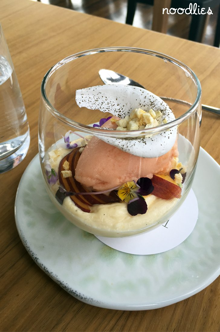 boathouse blackwattle bay glebe mandarin sorbet